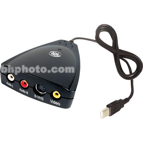 ADS USB INSTANT VIDEO USBAV-170 DESCARGAR CONTROLADOR