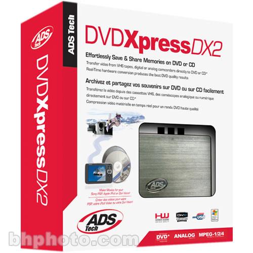 ADS Technologies ADS Tech DVD Xpress DX2