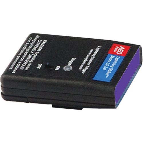 AEO Photo Lightning Strike! Micro 3.0 Shutter Trigger for Select Nikon Cameras