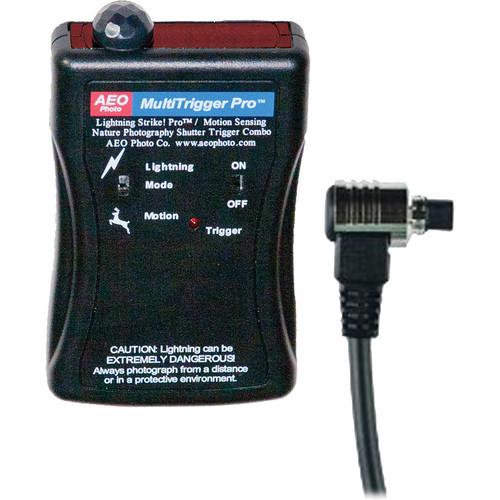 AEO Photo Multi Trigger Pro Sensor Shutter Release for Select Canon Cameras