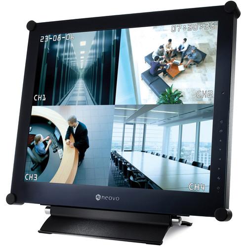 "AG Neovo SX-19P Plus 19"" LCD Surveillance Monitor"