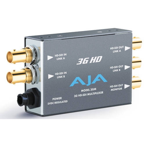 AJA 3GM HD Mini-Converter
