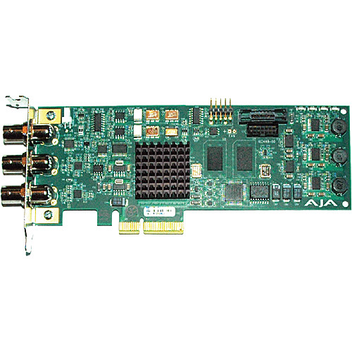 AJA Corvid LP PCIe 4x Card (Low Profile)