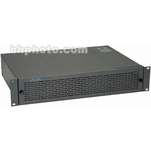 AJA FR2D 2-RU 10-Slot Frame 100W Dual Power Supply