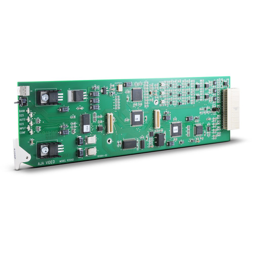 AJA R20AD Analog Video to SDI Converter (Encoder)