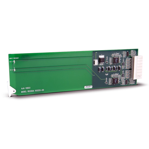 AJA RD20DA Dual-Channel SDI Distribution Amplifier