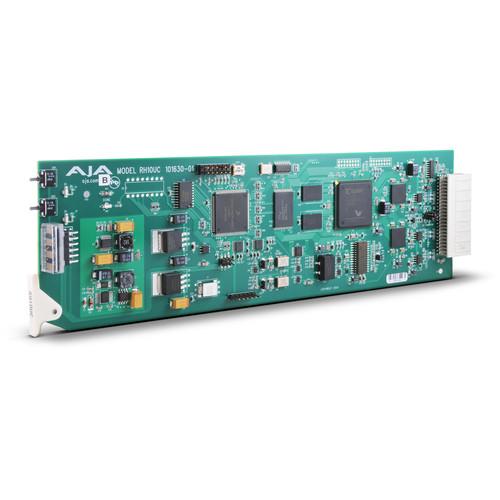 AJA RH10UC Hi-Definition Up-converter for FR1 & FR2 Rack Mount Frames