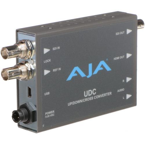 AJA UDC Up/Down/Cross Converter