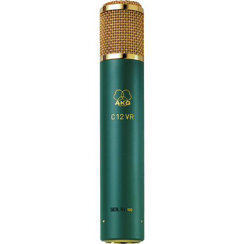 AKG C12 VR Reference Multi-Pattern Tube Condenser Microphone