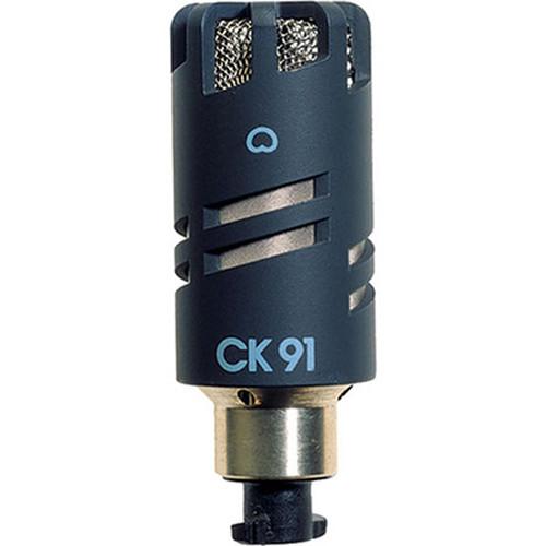 AKG CK91 Cardioid Microphone Capsule