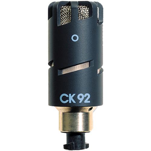 AKG CK92 Omnidirectional Microphone Capsule