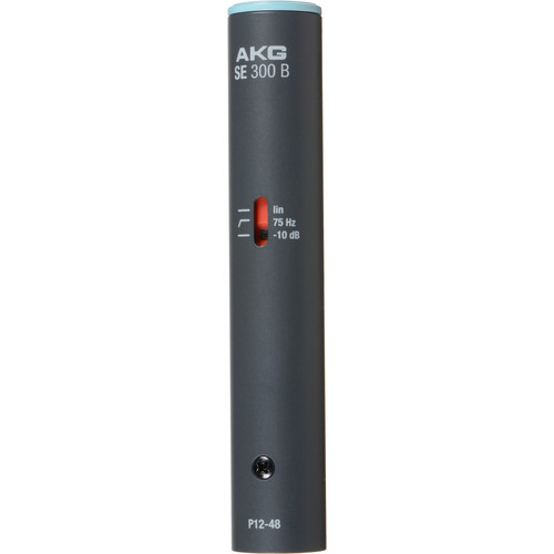 AKG SE-300B Power Supply for Blue Line Microphone Capsules
