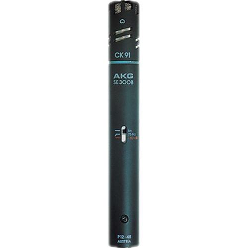 AKG Blue Line Series C391B Microphone Kit