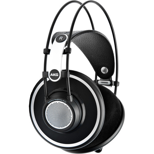 AKG K702 Reference-Quality Open-Back Circumaural Headphones