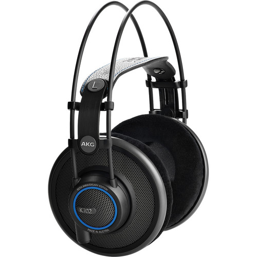 AKG K 702 Open-Back Over-Ear 65th Anniversary Edition Headphones