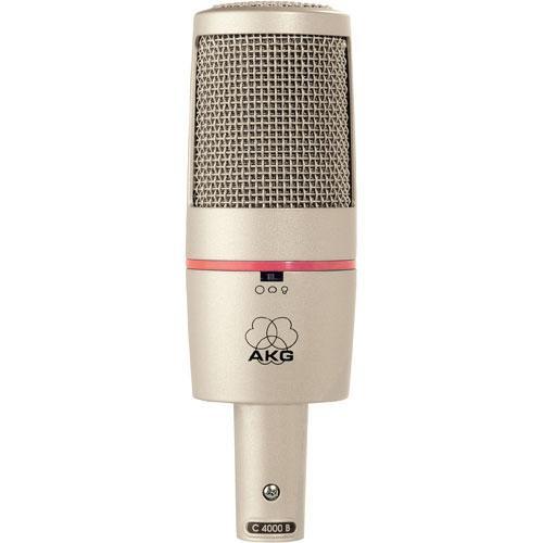 AKG C4000B - Studio Condenser Mic
