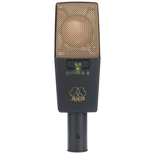AKG C414B/XL2 Studio Microphone