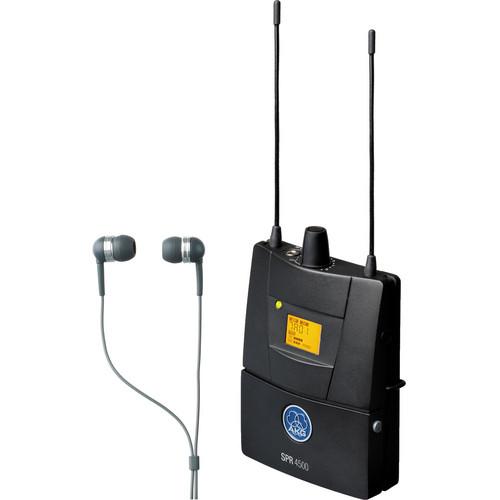 AKG SPR4500 IEM Bodypack Receiver (BD8)