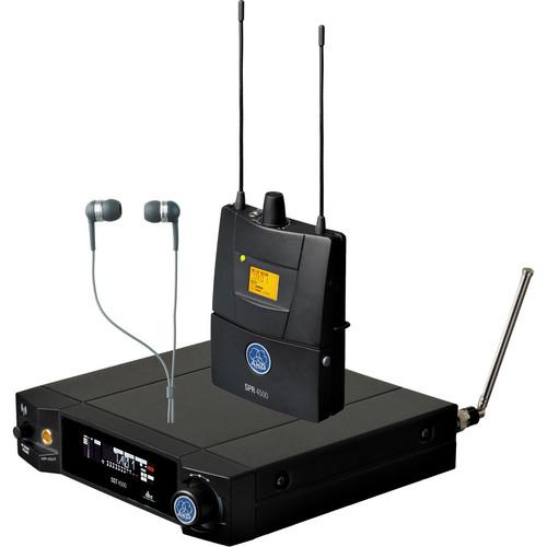 AKG IVM4500 In Ear Monitoring System BD1-50mW