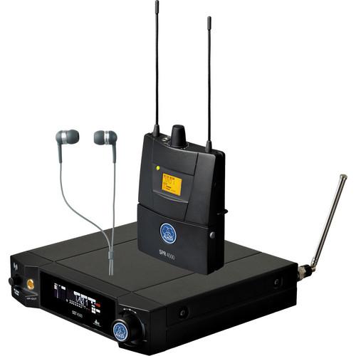AKG IVM4500 In Ear Monitoring System BD8-50mW