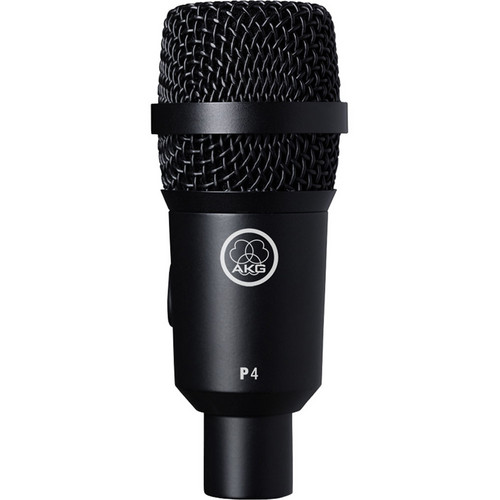 AKG P4 Dynamic Instrument Microphone