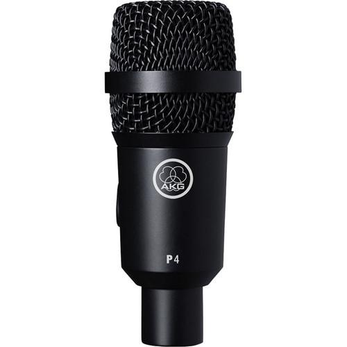 AKG P4 Dynamic Instrument Microphone
