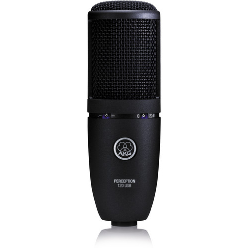 AKG Perception 120 USB Condenser Microphone