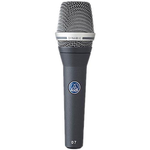 AKG D7 Dynamic Supercardioid Vocal Microphone