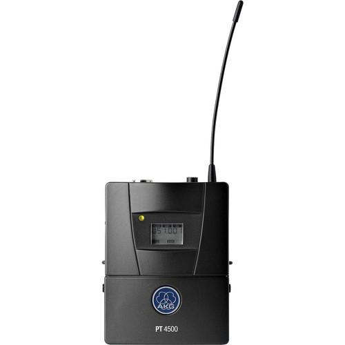 AKG PT 4500 Wireless Bodypack Transmitter