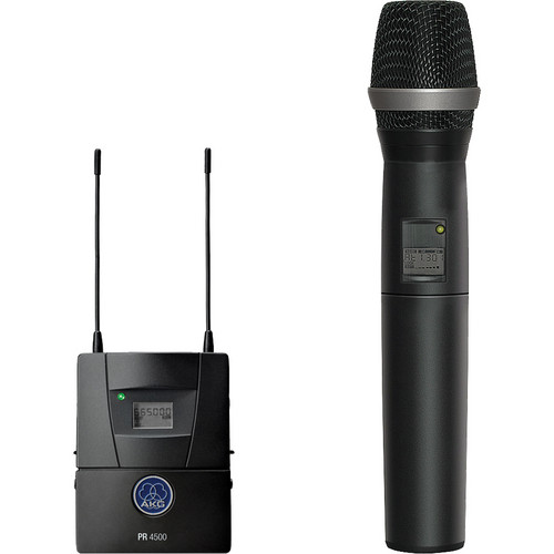 AKG PR4500 ENG SET/HT Wireless System (Band 1)