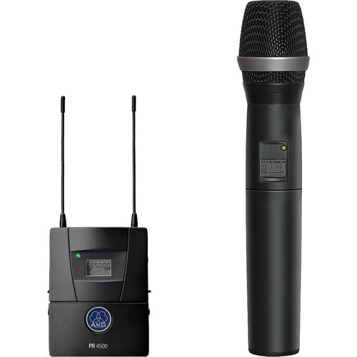 AKG PR4500 ENG SET/HT Wireless System (Band 7)