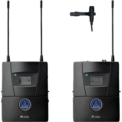 AKG PR4500 ENG Set/PT Wireless System (Band 1)