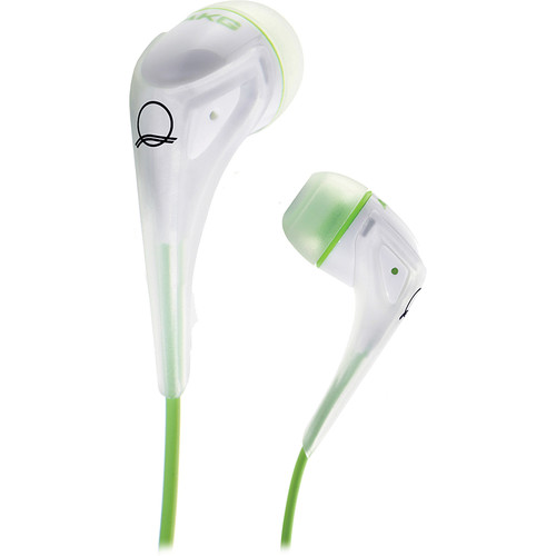 AKG Q350 Quincy Jones Signature In-Ear Stereo Headphones (White)
