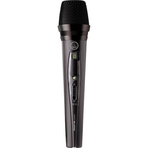 AKG Perception HT 45 Handheld Wireless Microphone Transmitter - Frequency U2 / 614 - 634 MHz
