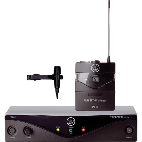 AKG Perception Wireless Presenter Set - Frequency U2 / 614 - 634 MHz