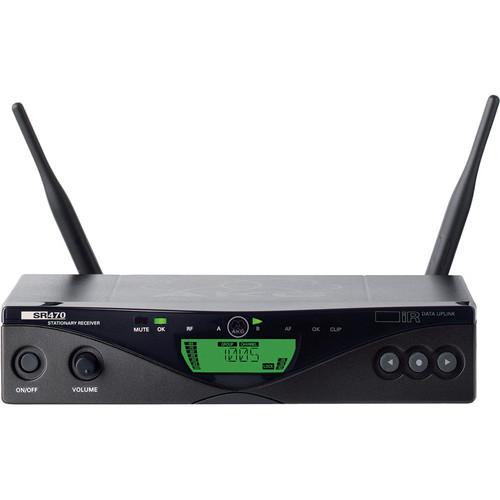 AKG SR 470 UHF Wireless Receiver