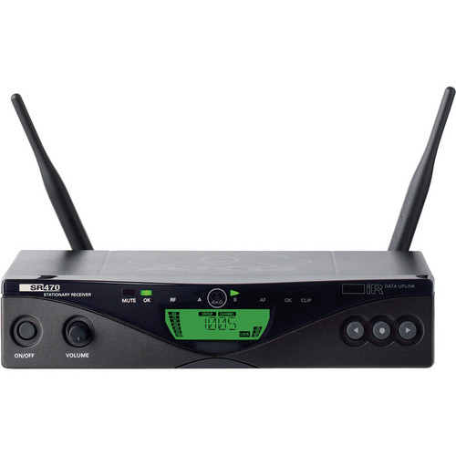 AKG SR 470 UHF Wireless Receiver