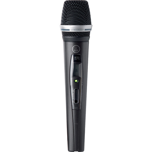 AKG HT 470 Handheld Wireless Microphone Transmitter