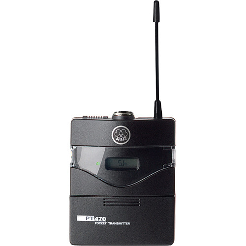 AKG PT 470 Wireless Bodypack Transmitter