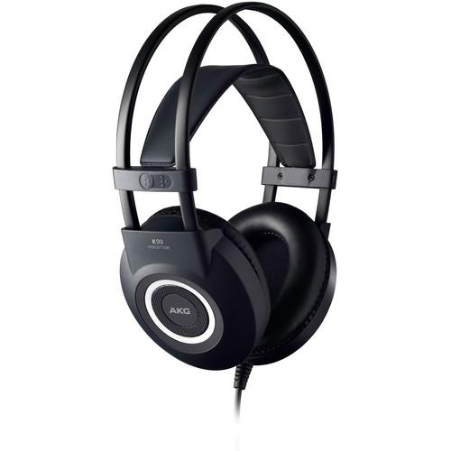 AKG K 99 Circumaural Semi-Open Stereo Headphones