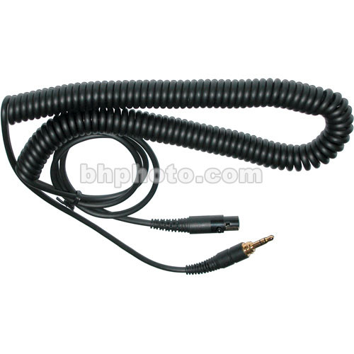 AKG EK500S Detachable Coiled Replacement Headphone Cable