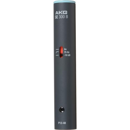 AKG Blue Line Series Hypercardioid Microphone Kit
