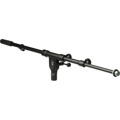 AKG KM211/2 Telescoping Boom Arm (Black)