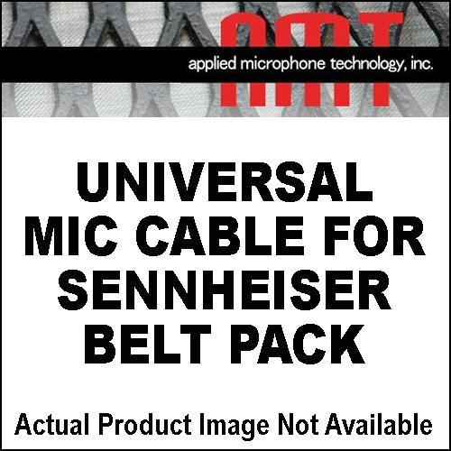 AMT Universal Mic Cable for Sennheiser Beltpacks