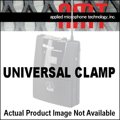 AMT Universal Clamp for Mounting AMT Microphones