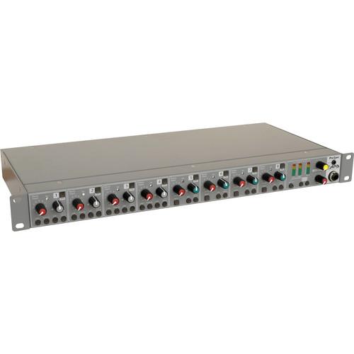 APB DynaSonics ProSpec 1U4M4S 4-Channel Single-Space Rackmount Mixer