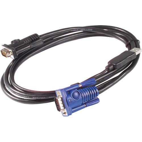 APC KVM USB Cable (25')