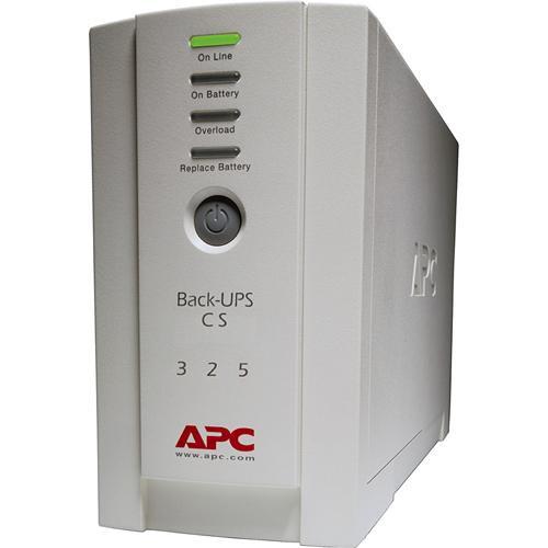 APC Back-UPS CS 325 without Auto Shutdown Software