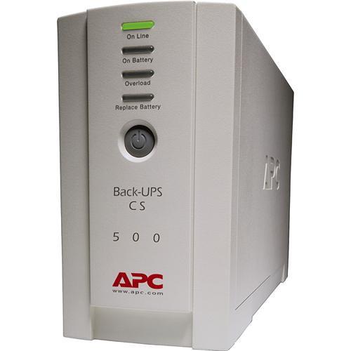 APC Back-UPS 500VA International Version (230V)