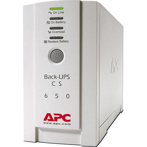 APC Back-UPS 650VA International Version (230V)